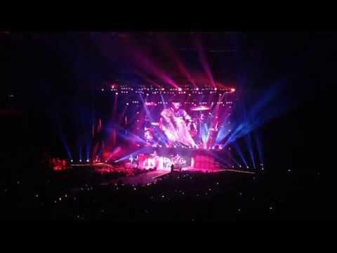 Aerosmith feat Vera Primavera - Crazy (in Vilnius)