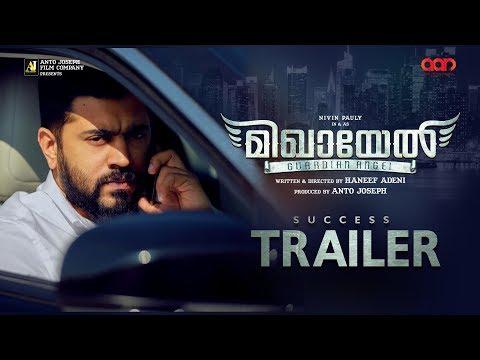 Mikhael Success Trailer | Nivin Pauly | Haneef Adeni | Unni Mukundan | Manjima Mohan | Anto Joseph