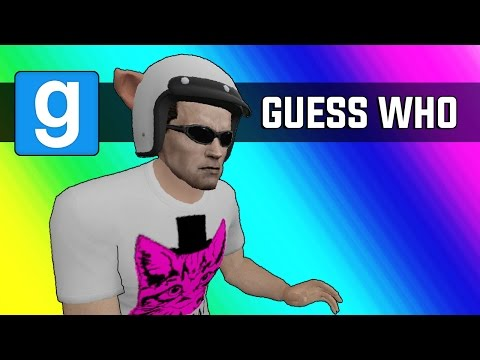 Thumbnail: Gmod Guess Who Funny Moments - Shockwave! (Garry's Mod)