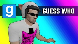 Gmod Guess Who Funny Moments - Shockwave! (Garry's Mod)