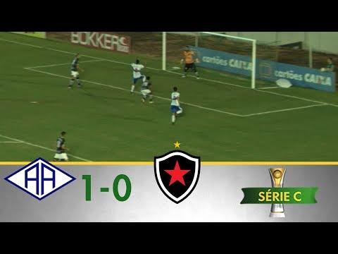 Melhores Momentos - Atlético-AC 1 x 0 Botafogo-PB - Série C (26/05/2018)
