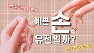 Download Mp3 Sub 예쁜손은 타고나야 할까?  현직 손모델 언니가 알려드림👋