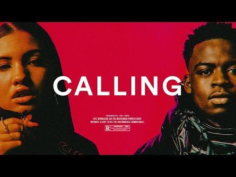 "Not3s x Mabel Type Beat ""Calling"" Afro Beat Pop Instrumental 2018"