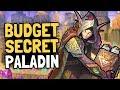 Budget Secret Mech Paladin - Hearthstone