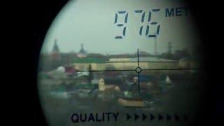 Лазерный дальномер JJ optics 1500 (замер на 1689 метров)