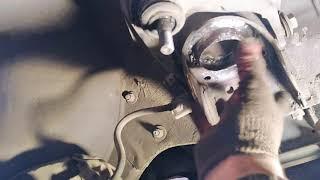 вАЗ 2107 передний стакан переделка после рукожопов
