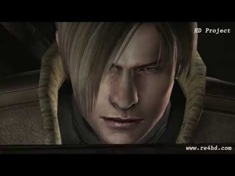 Leon, Ada, Male Ganados and More… | Resident Evil 4 HD Project