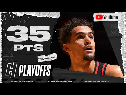 Trae Young Drops 35 Pts 10 Ast in Game 1 Full Highlights vs 76ers   2021 NBA Playoffs