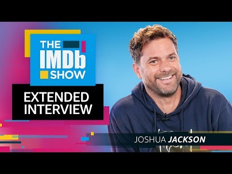 "Joshua Jackson on ""When They See Us,"" Ava DuVernay, and ""Dawson's"" Memories  