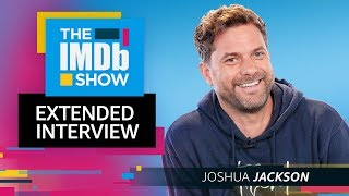 """Gambar cover Joshua Jackson on """"When They See Us,"""" Ava DuVernay, and """"Dawson's"""" Memories  