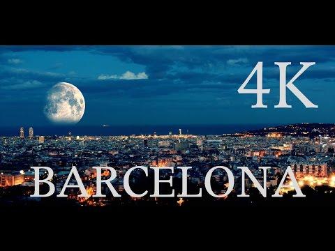 GoPro Hero 4: Road trip Barcelona 4K (Aerial & timelapse)