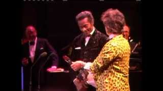 Keith Richards Inducts Chuck Berry into the Rock and Roll Hall of F...