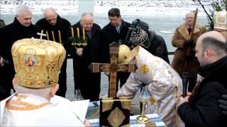 Greckokatolickie uroczystości święta Jordanu w Przemyślu 19.01.2016   Życie.pl