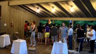 July 8, 2013: First Day of Staging for Speed Dating TONIGHT! (Extended Trailer)