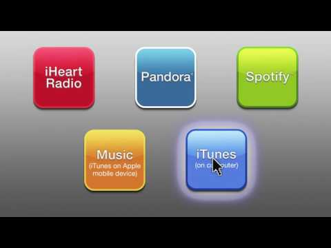How to listen to the iHeart Radio app through your Bose® SoundLink® Air digital music system