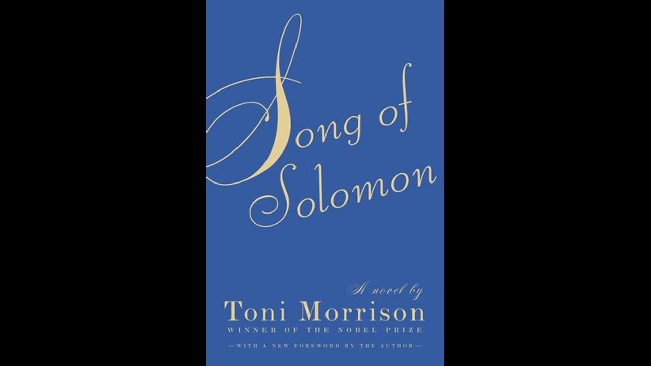 an analysis of behaviors of middle class blacks in song of solomon by toni morrison