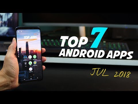 Top 7 Best Free Apps for Android - July (2018)