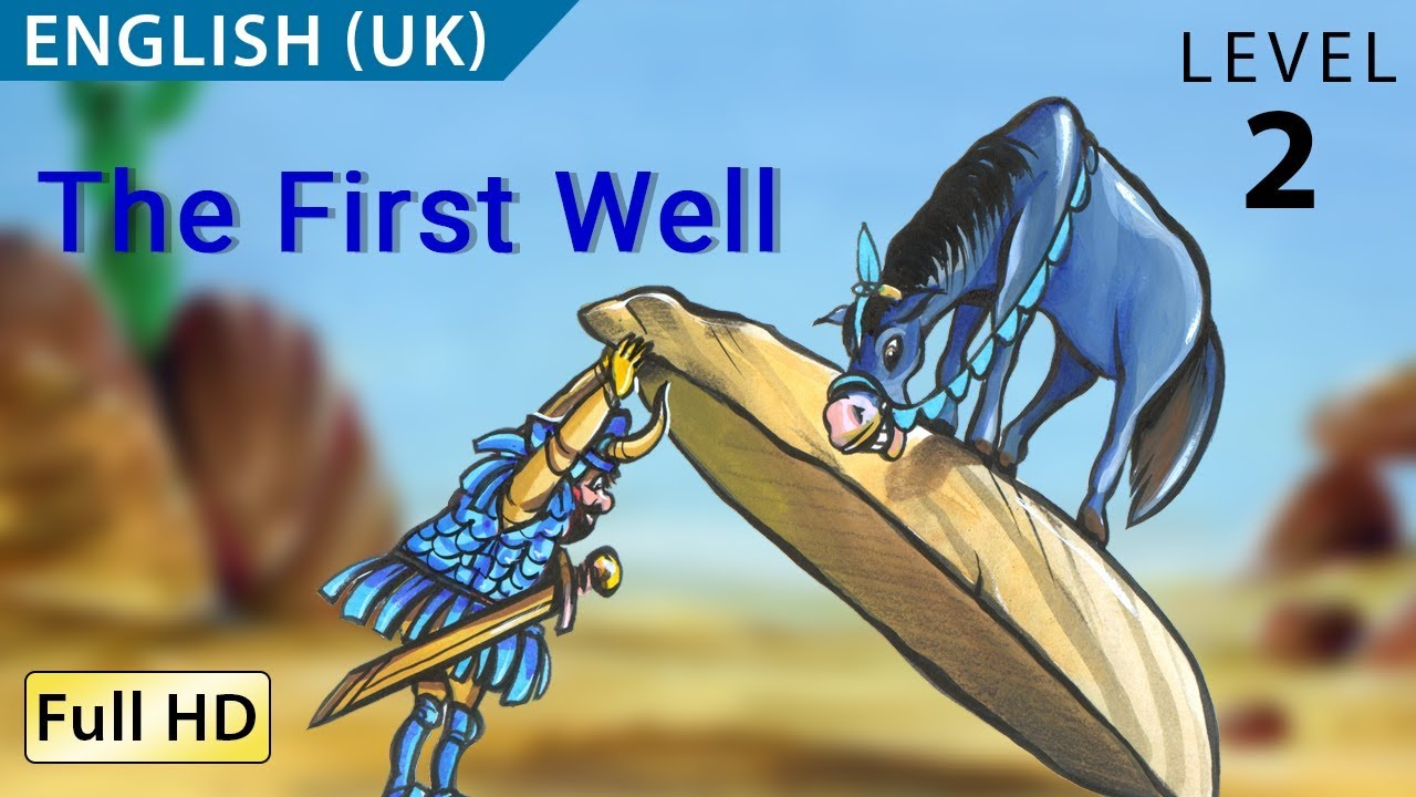 the first well learn english with subtitles story for children