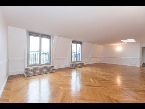 (Ref: 17092) 5-Bedroom unfurnished apartment for rent on Avenue de Villiers (Paris 17th)