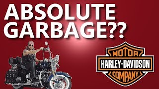 Why Harley Davidson Riders Have a Bad Reputation