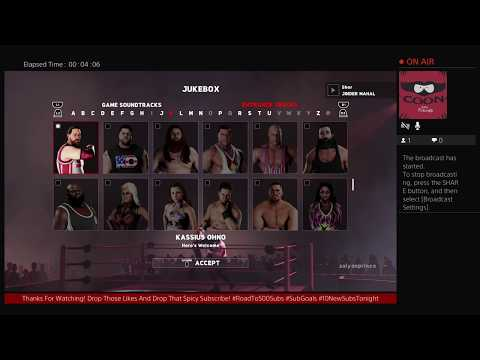 Straight To That Multiplayer WWE 2K18 Online LIVE #RoadTo500Subs