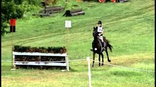 """Michelle Gargiulo """"Adorion"""" NJHP Horse Trials XC/TR 7/28/2012"""