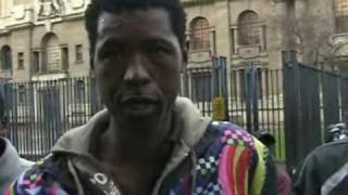 Eyewitness News reveals more about the dire conditions destitute immigrants are living in at the Central Methodist Church in downtown Johannesburg. At the beginning of 2009 EWN journalists Micel Schnehage and Tshepo Lesole revealed the hardships the foreigners and the business owners around the church face.