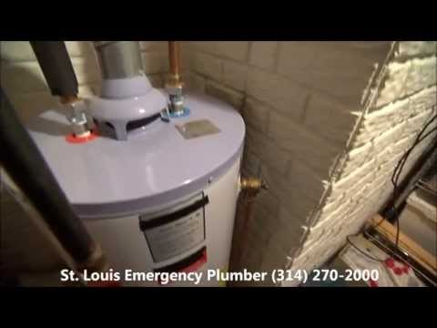 24 Hour Emergency Plumber St Louis (314) 270-2000 - Call Now!