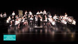 2011 Lake Denoon Band Concert - Song of the Telegraph