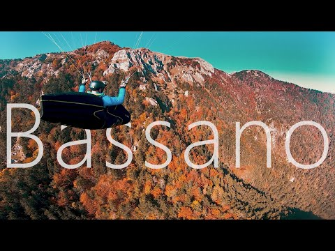 Bassano Paragliding VLOG   Herbst XC Streckenflug