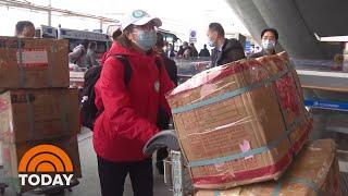 Coronavirus Crisis Deepens As Chinese Quarantine Squads Crack Down | TODAY