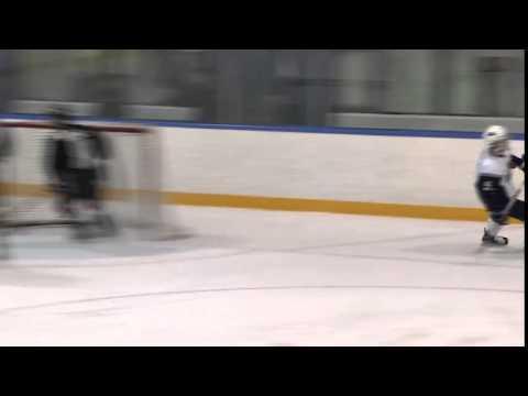 Sam Kozlowski # 9 Delta Ice Hawks VS Richmond Sockeyes - Jan 26/16