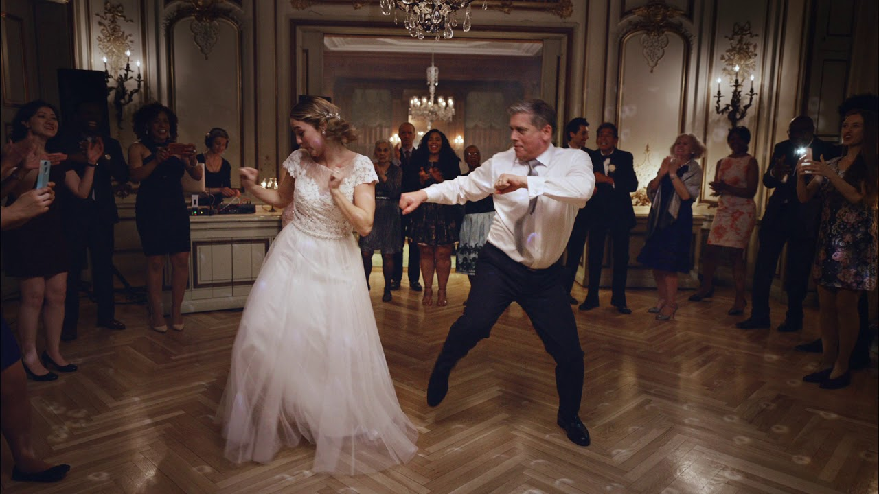 Father Daughter Wedding Dance.Moments You Plan For Father Daughter Dance Commercial Massmutual