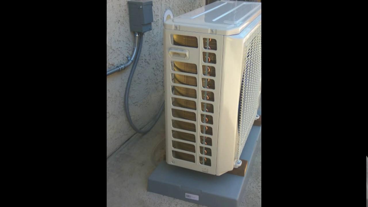 Mrcool Diy 24k Mini Split Air Conditioner  Heat From