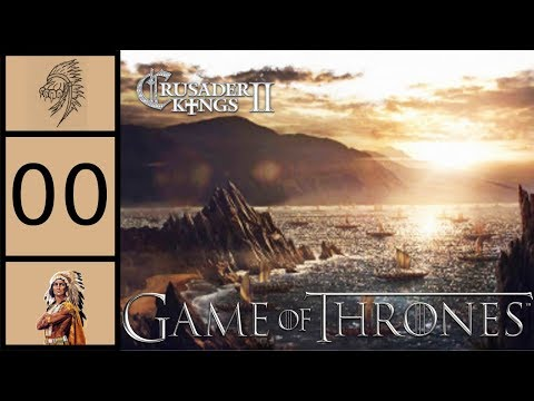 CK2 - Game of Thrones Mod - Andal Invasion Start - Setup