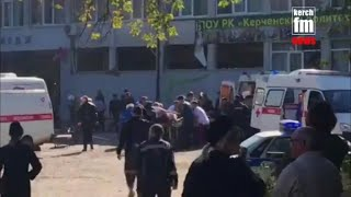 Crimea college shooting kills at least 18