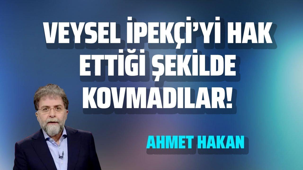 VEYSEL İPEKÇİ'Yİ HAK ETTİĞİ ŞEKİLDE KOVMADILAR! (Ahmet Hakan-Gazeteoku - Sesli Makale)