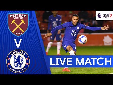 West Ham v Chelsea | Premier League 2 | Live Match