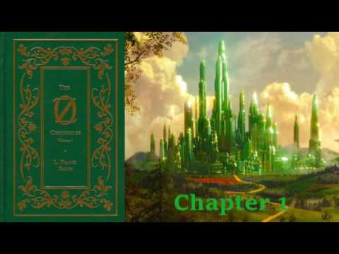 The Wonderful Wizard of Oz [Full Audiobook] by L.Frank Baum