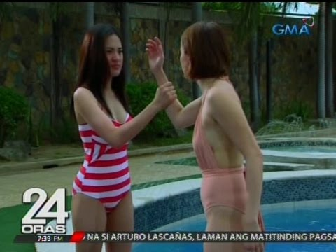 Pag-remake nina Julie Anne at LJ sa iconic fight scene ng