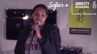 Yukka Shahin - Live at Give a Home   Sofar Copenhagen - GIVE A HOME 2017