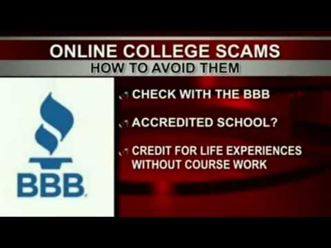 Be Careful !!! - AND Get your Online Masters Degree today