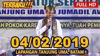 Ceramah Terbaru Ustadz Abdul Somad Lc Ma Lapangan Tanjung Uma Batam
