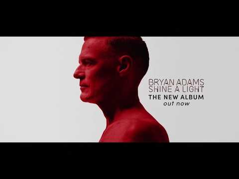 Bryan Adams - Shine A Light (official album trailer) Mp3