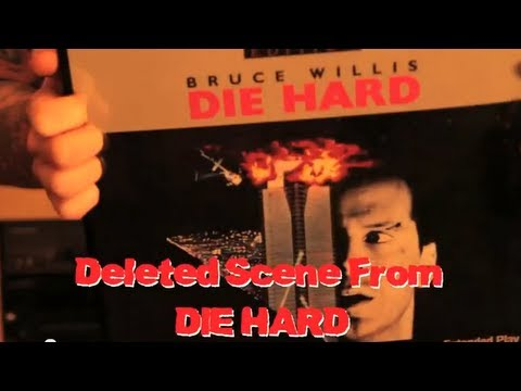 Deleted Scene From Die Hard Laserdisc