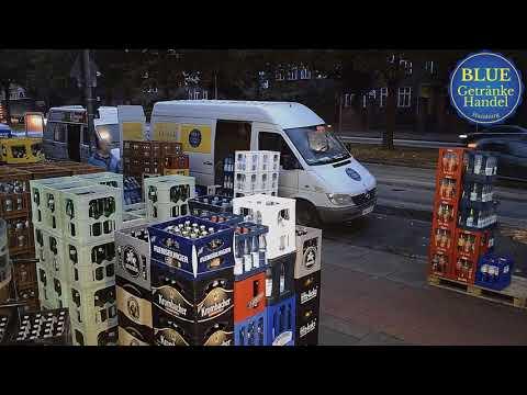 Auf den Service kommt es an - Getränkelieferservice von BLUE in Hamburg