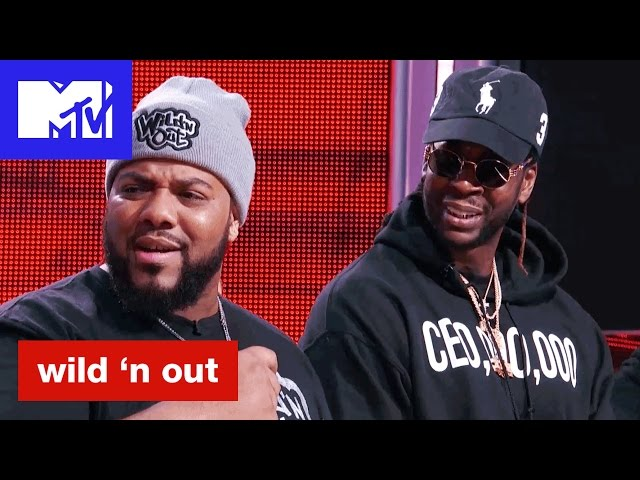 2 Chainz Calls Nick Cannons Jacket A Magnum Condom | Wild N Out | #Wildstyle