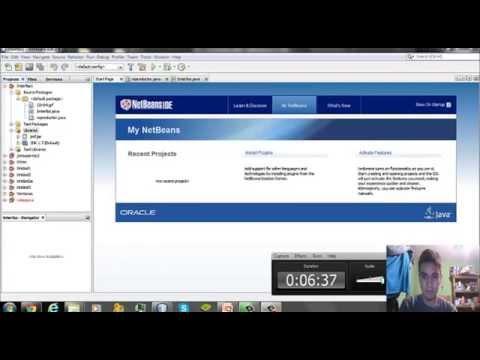 Libreria JMF, reproductor de audio con NetBeans