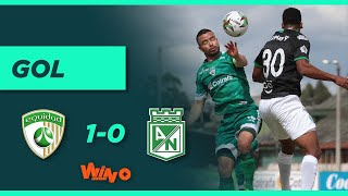 La Equidad vs. Nacional (1-0)   Liga BetPlay Dimayor 2021 - Fecha 2