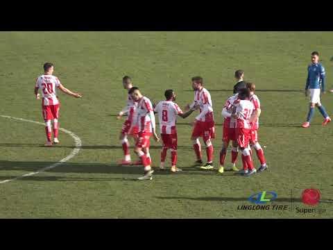 Novi Pazar Crvena Zvezda Goals And Highlights